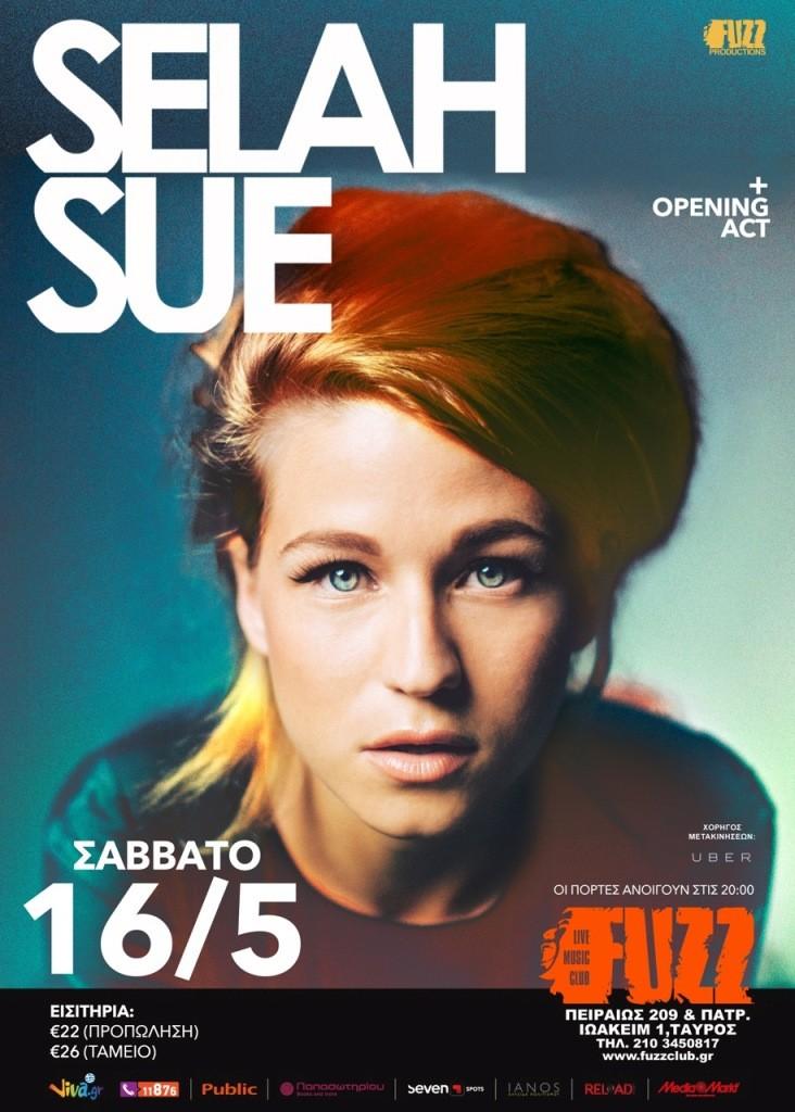 Selah Sue poster