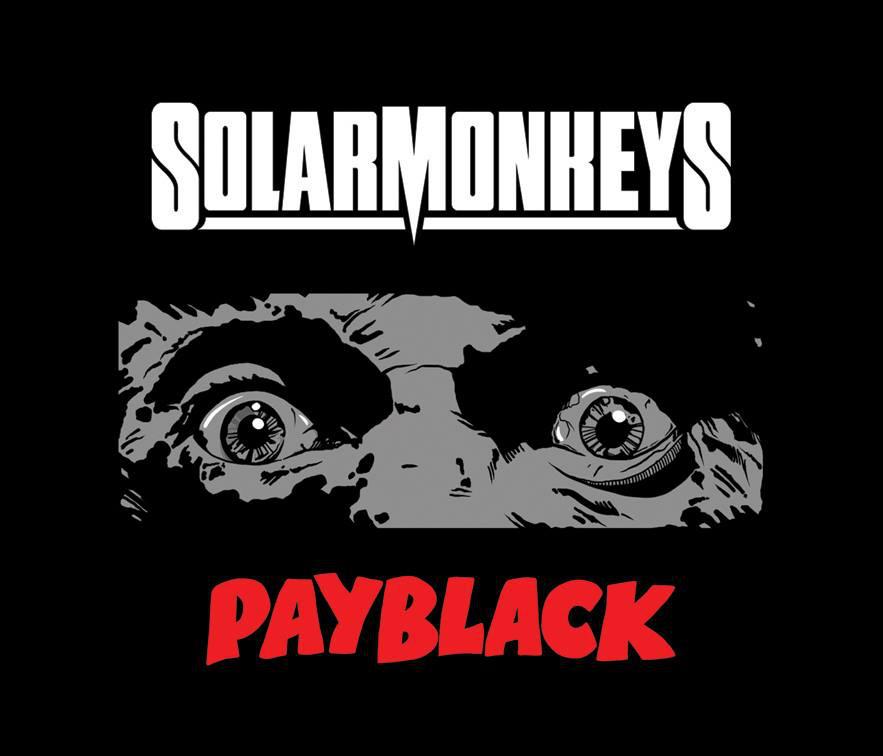 Solarmonkeys - Payblack