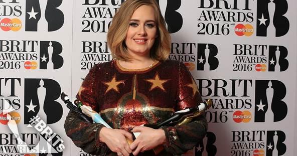 Adele-Brit-Awards