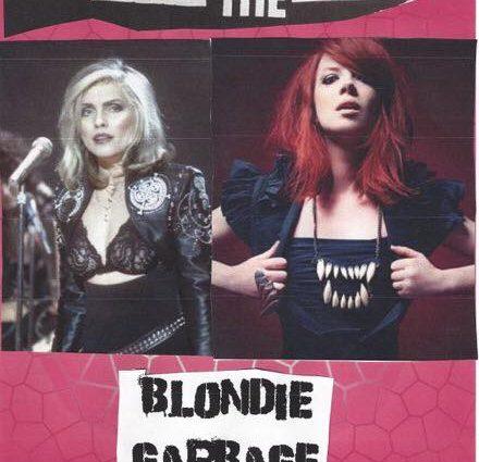 Blondie & οι Garbage