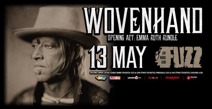 Wovenhand + Emma Ruth Rundle