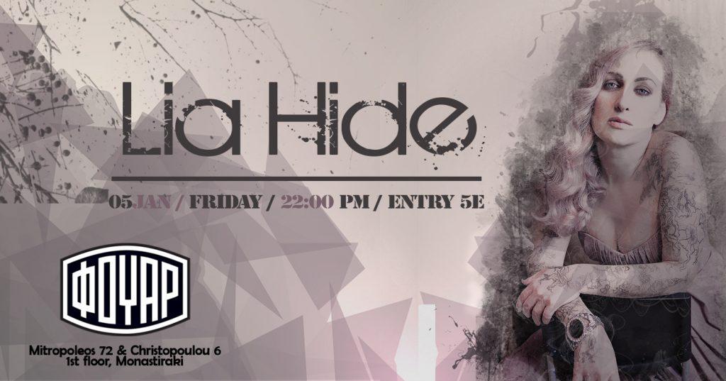 Lia Hide