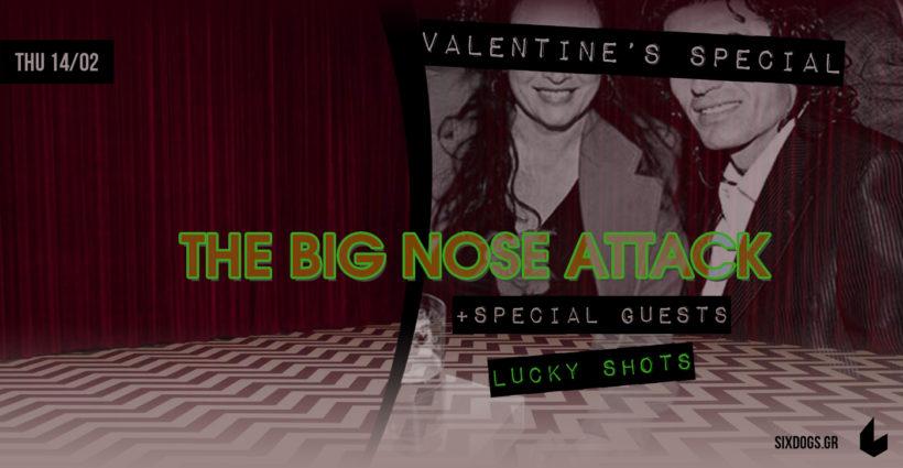 The Big Nose Attack