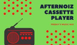 Afternoiz cassette Player