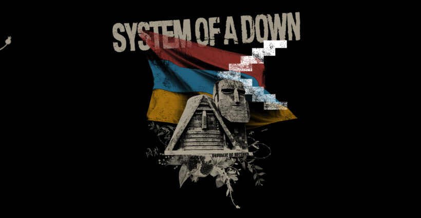 System Of A Down-cover