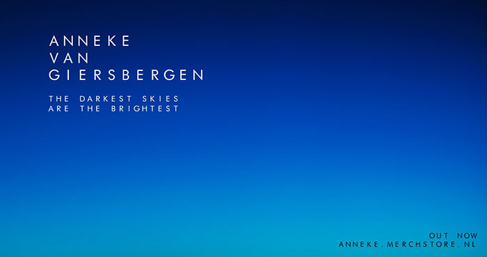 Anneke-Van-Giersbergen-I-Saw-Car', από τον δίσκο 'The Darkest Skies Are The Brightest'