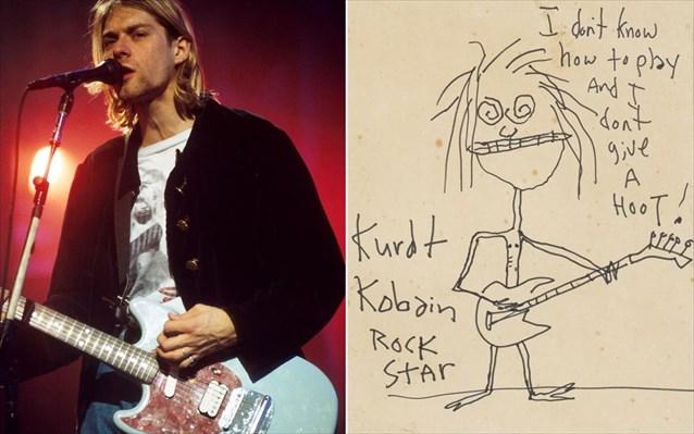 Kurt-Cobain-autoprosopografia