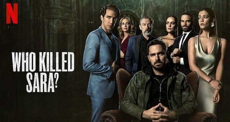 Who killed sara? Season 2
