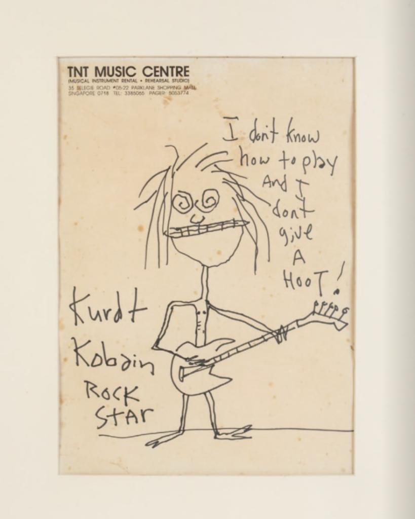 Kurt-Cobain-autoprosopografia-karikatoyra